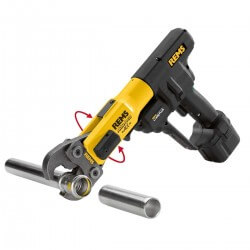 Cauruļu presēšanas instruments REMS Akku-Press ACC Basic