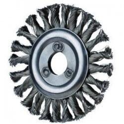 Metāla birste 115x12x22mm PFERD RBG INOX 0,35