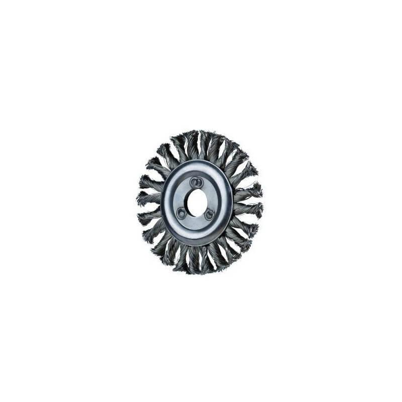Metalinis šepetys 115x12x22mm PFERD RBG INOX 0,35