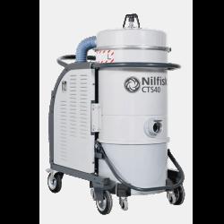Industriālais putekļu sūcējs NILFISK CTS40 LC L100 Z22 EXA