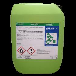 Dezinfekcijas šķidrums ANTISEPT-D 10L