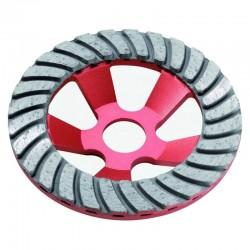 Dimanta slīpēšanas disks FLEX Turbo-Jet 125x22,2 mm