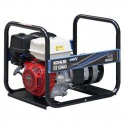 Elektrības ģenerators SDMO HX 6000-C