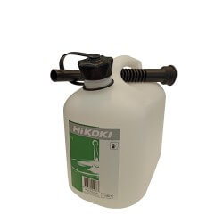 Plastmasas kanna degvielai 5 l HITACHI 714821