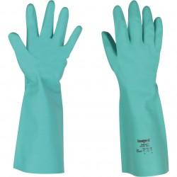 Pret ķīmijas iedarbību izturīgi cimdi Powercoat 953-03 Nitraf HONEYWELL