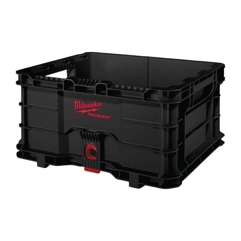 Instrumentu kaste MILWAUKEE PACKOUT 450x390x250mm