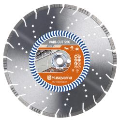 Dimanta zāģripa betonam HUSQVARNA VARI-CUT S50 350x25,5 mm