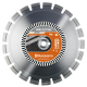 Dimanta zāģripa asfaltam HUSQVARNA VARI-CUT S85 450x25,5mm