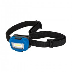 Įkraunamas galvos prožektorius su davikliu AS-SCHWABE HD200 LED