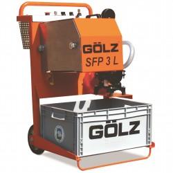 Betona putekļu filtrēšanas iekārta GOLZ SFP3L