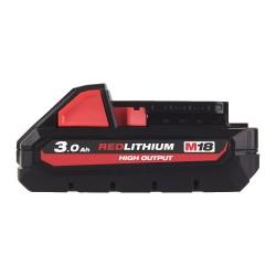 Akumulators MILWAUKEE M18 HB3 3,0Ah