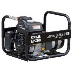 Elektrības ģenerators SDMO Limited Edition 2800
