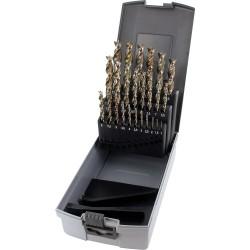 25 daļu koka urbju komplekts FAMAG 1594.825 1-13mm