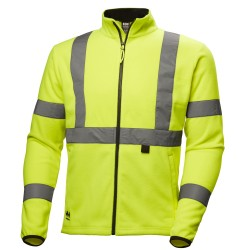 Jaka HELLY HANSEN Addvis Fleece, dzeltena