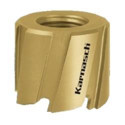 Urbšanas kronis KARNASCH Mini-Cut TIN-Gold