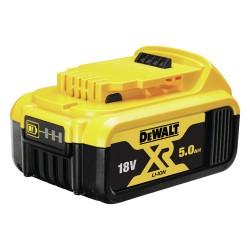 Akumulators DEWALT DCB184-XJ 18V 5,0Ah Li-Ion