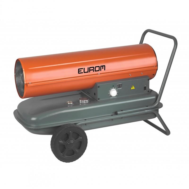 Dīzeļa gaisa sildītājs EUROM Fireball 37T