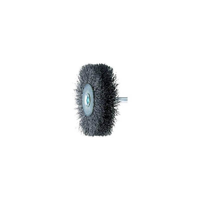 Metāla birstīte ar kātiņu 50x15 mm PFERD RBU ST 0,2