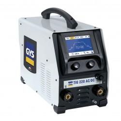 Metināšanas aparāts GYS TIG 220 AC/DC