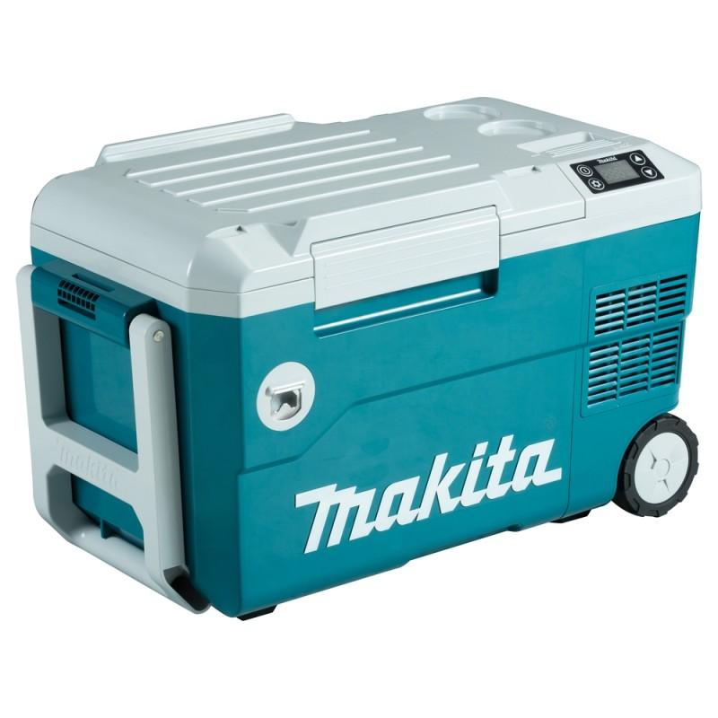 Akumulatora saldētava/sildītājs MAKITA DCW180Z