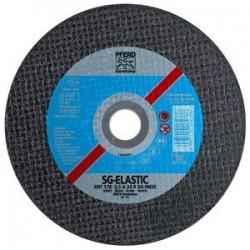 Nerūsējošā tērauda griešanas disks Ø230x1,9x22,23 mm EHT A46 R SG-INOX PFERD
