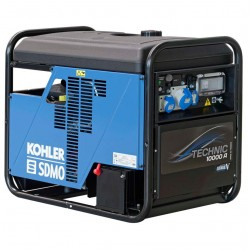 Elektrības ģenerators SDMO TECHNIC 10000 A C5