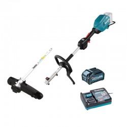 Akumulatora multifunkcionālās sistēmas motors MAKITA UX01GZ ar piederumiem