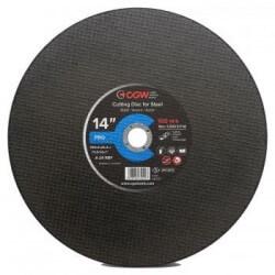 Metāla griešanas disks Ø356x4,0x25,4 A24 S BF CGW