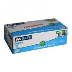 Vienreizlietojami nitrila cimdi M SAFE 4520, 100gab.