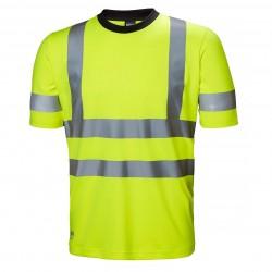 Gaismu atstarojošs krekls HELLY HANSEN Addvis, dzeltens