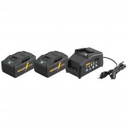 Akumulatoru un lādētāja komplekts REMS Power-Pack 22V