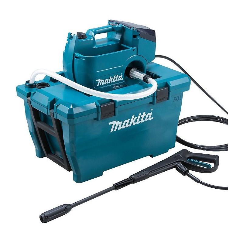 Akumulatora mazgāšanas iekārta MAKITA DHW080ZK