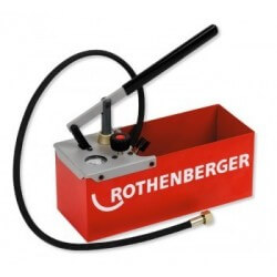 Testēšanas sūknis ROTHENBERGER TP 25