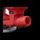 Ekscentriskā slīpmašīna FLEX ORE 5-150 ar slīpēšanas papīru