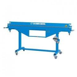 Rokas skārda locīšanas darba galds SCHECHTL LBX 200