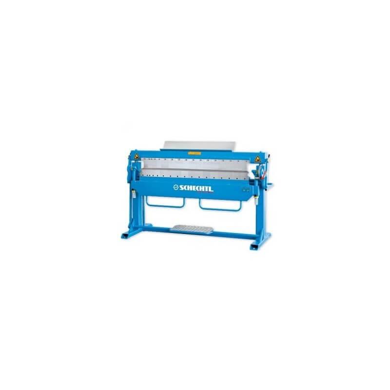 Segmenta skārda locīšanas darba galds SCHECHTL UKV200/S