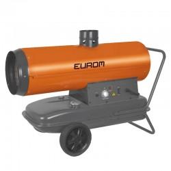 Dīzeļa gaisa sildītājs ar skursteni EUROMAC Fireball 20 CAP