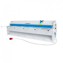 Elektromehāniskais skārda griešanas darba galds SCHECHTL MSC 400/BV