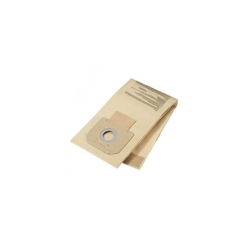 Papīra putekļu maisi FLEX 5 gab. putekļu sūcējam VCE45