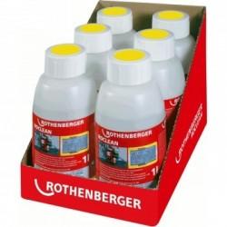 Dezinficēšanas līdzekļi dzeramā ūdens cauruļvadiem ROTHENBEGER RoClean (6 pudeles pa 1l)