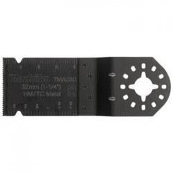 Asmens iegremdēšanas zāģēšanai 32 mm MAKITA B-39213