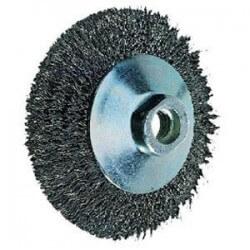 Metāla birstīte 100x10 mm PFERD KBU INOX 0,3 M14