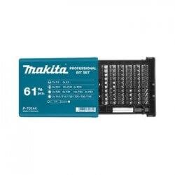 Uzgaļu komplekts MAKITA P-70144