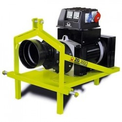 Piekarams ģenerators PRAMAC 10.88 kW ZG200/3
