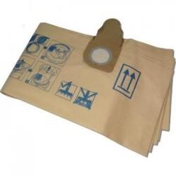Filtra maisi (5 gab.) Nilfisk putekļu sūcējiem AERO 600 un 840A