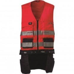 Veste HELLY HANSEN Bridgewater VEST, sarkana, L izmērs