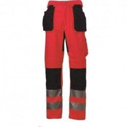 Bikses HELLY HANSEN ar gaismu atstarojošajiem. elementiem Bridgewater sarkanas C52