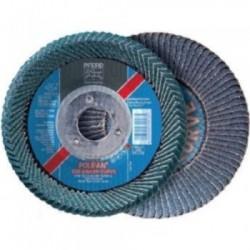Slīpēšanas disks Polifan PFR 125 Z40 SGP-Curve M PFERD