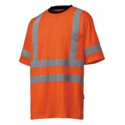 T krekls Kenilworth CL 3 HELLY HANSEN, oranžs