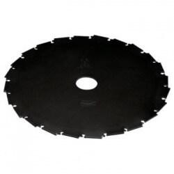 Pļaušanas disks B24x8x1,6 HITACHI 6695793